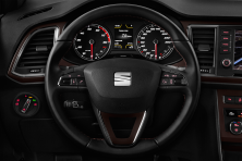 seat ateca 2 0 tfsi 190 ch start stop dsg7 4drive xcellence moins chere. Black Bedroom Furniture Sets. Home Design Ideas